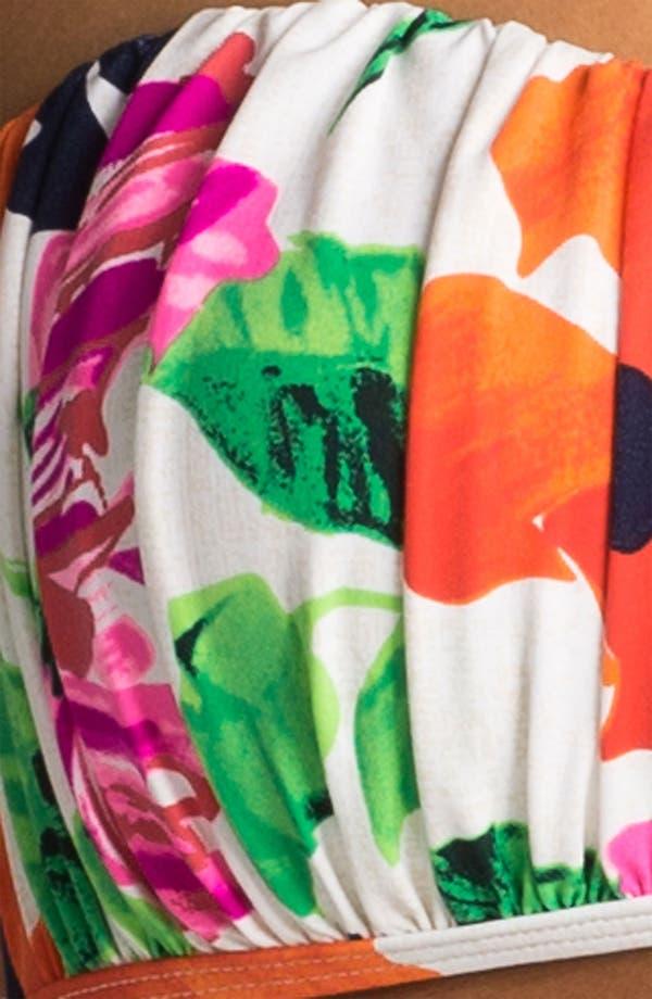 Alternate Image 4  - Seafolly 'Rio' Bandeau Bikini Top