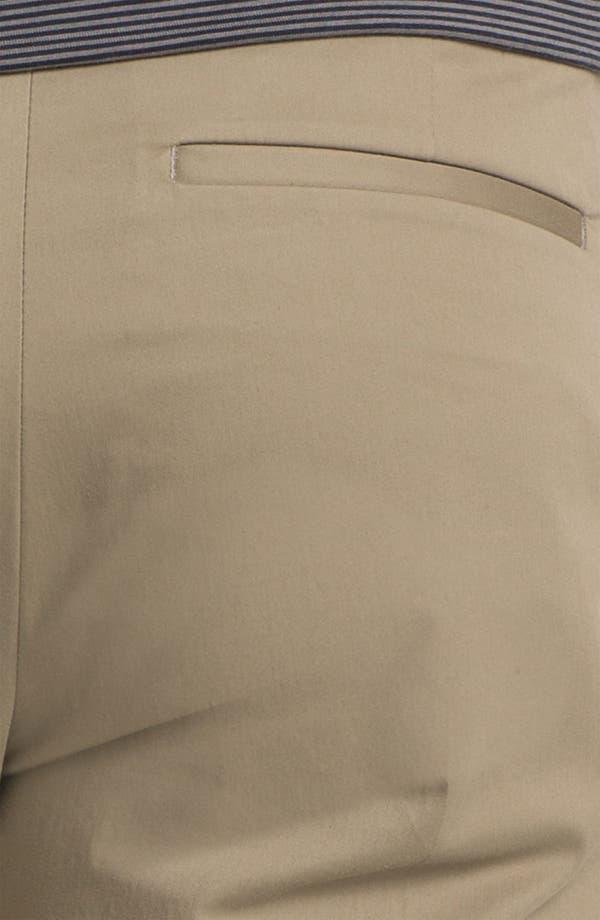 Alternate Image 3  - Theory 'Jake W Ridott' Slim Cotton Blend Pants