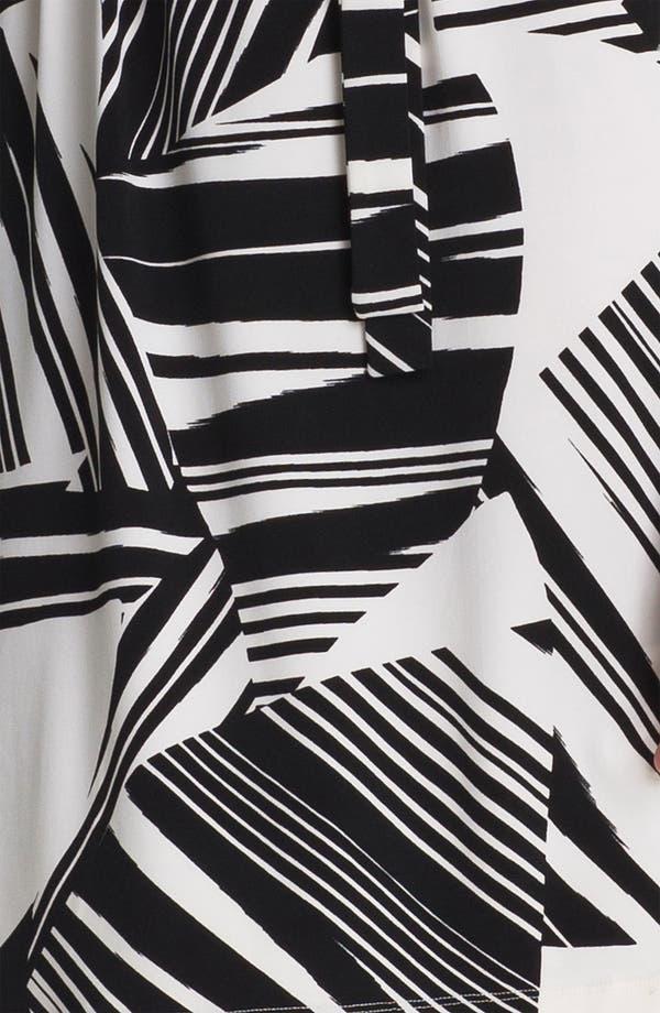 Alternate Image 3  - Suzi Chin for Maggy Boutique Print Blouson Dress