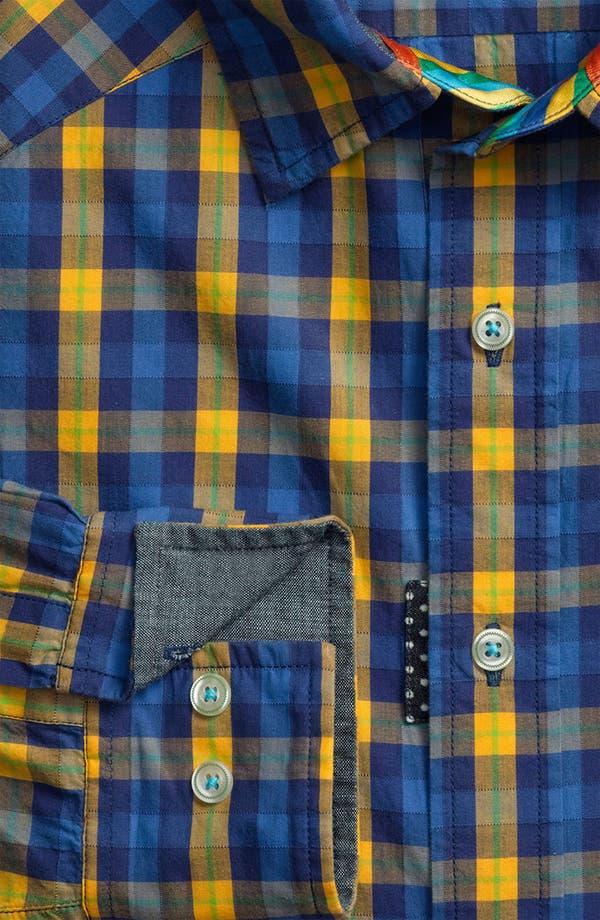 Alternate Image 4  - Robert Graham 'Malevich' Regular Fit Sport Shirt