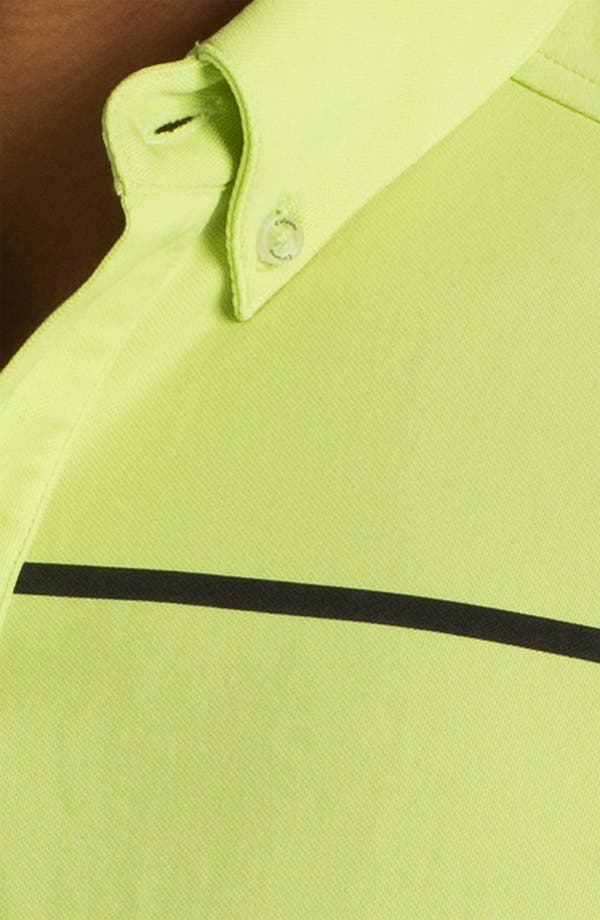 Alternate Image 3  - Callaway Golf® Stripe Regular Fit Polo