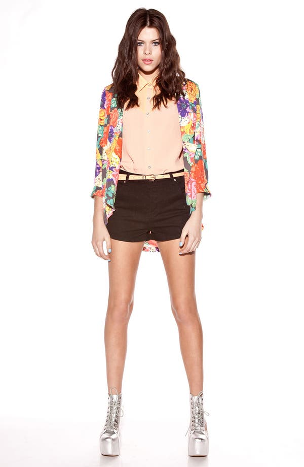 Alternate Image 2  - MINKPINK 'Chelsea' Soft Blazer