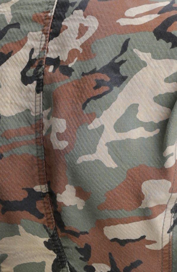 Alternate Image 3  - Free People Textured Camo Blazer