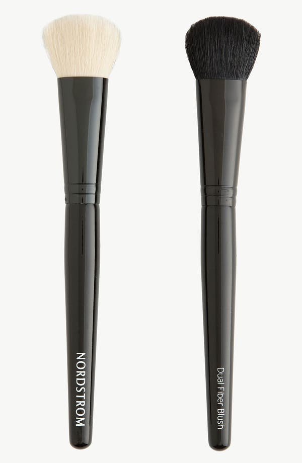 Alternate Image 1 Selected - Nordstrom Dual Fiber Blush Brush