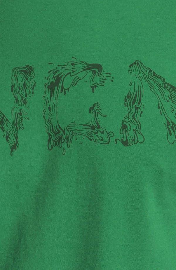 Alternate Image 3  - RVCA 'Goo' T-Shirt