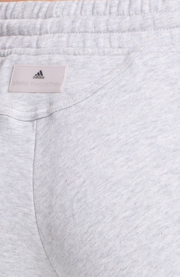 Alternate Image 3  - adidas by Stella McCartney 'Essentials' Three-Quarter Sweatpants