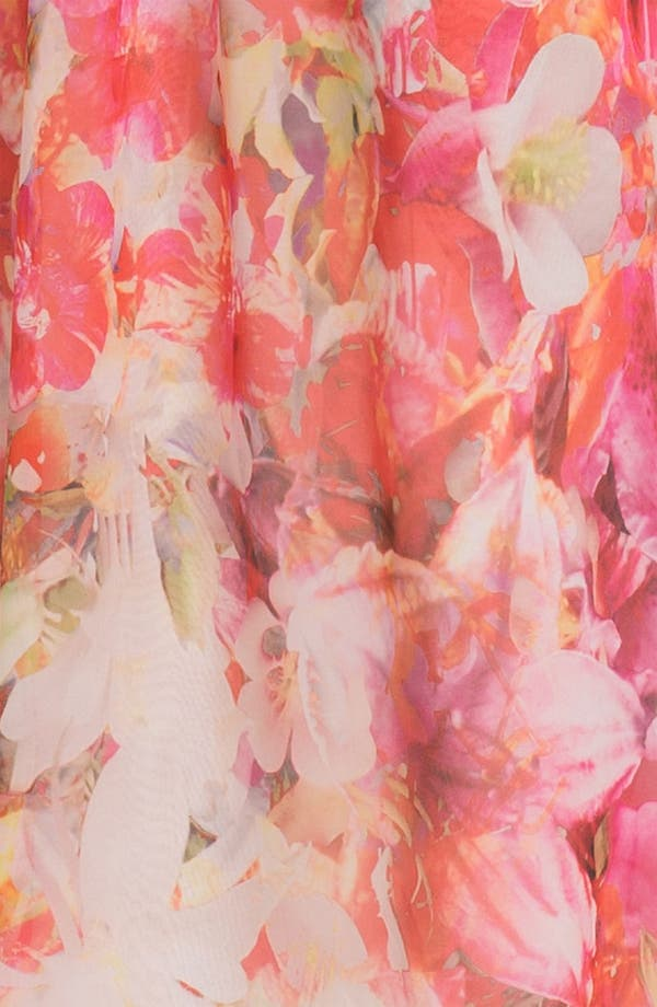 Alternate Image 3  - Vince Camuto Floral Print Maxi Dress