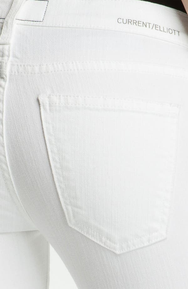 Alternate Image 4  - Current/Elliott 'The Beatnik' Skinny Stretch Jeans