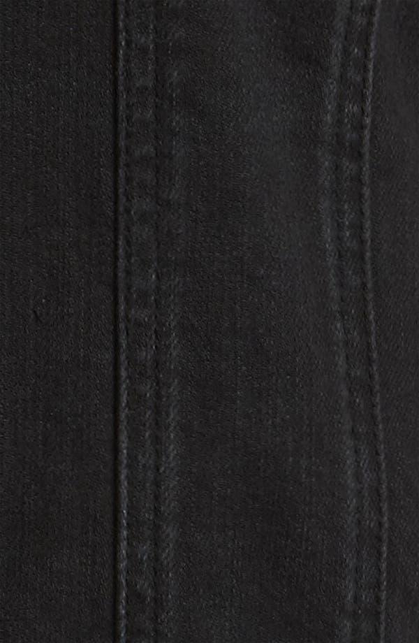 Alternate Image 3  - Leith Sleeveless Denim Jacket