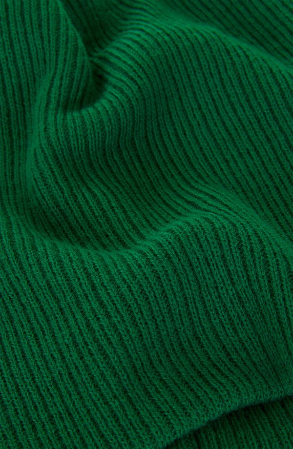 Alternate Image 2  - Topshop 'Skater' Ribbed Beanie