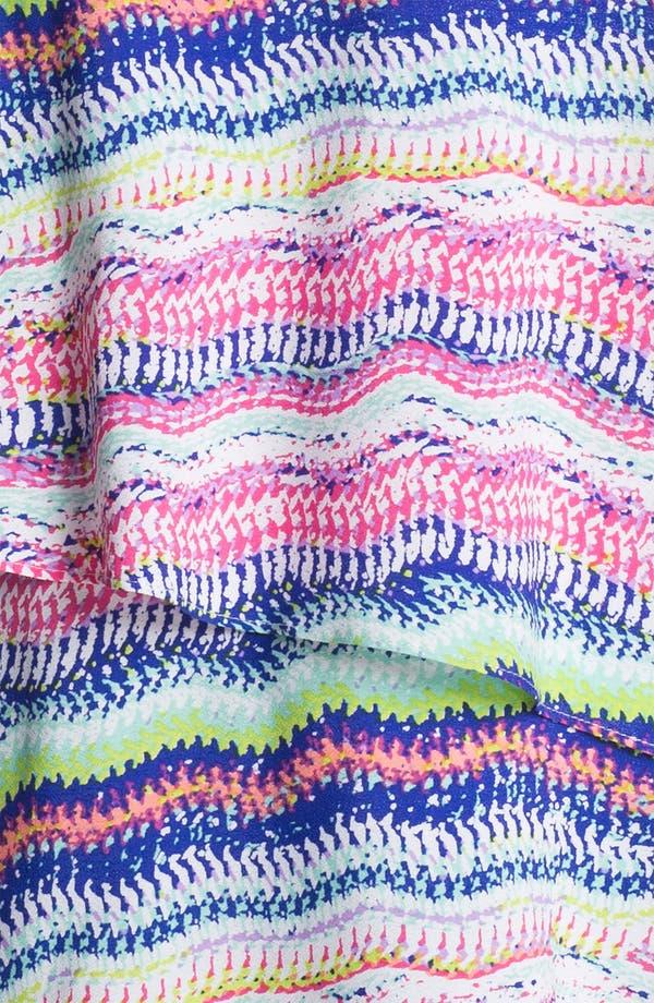 Alternate Image 3  - Ella Moss Print Asymmetrical Tiered Camisole