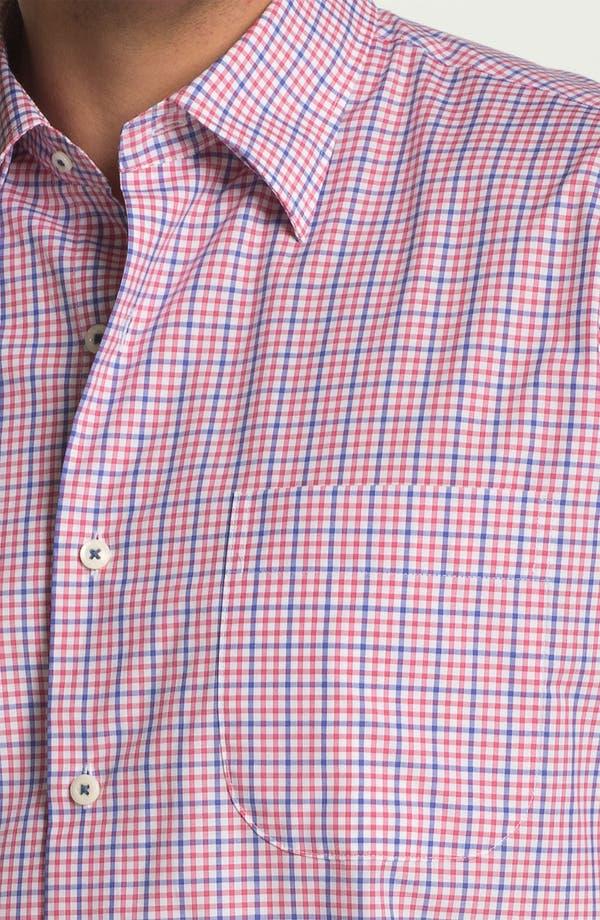 Alternate Image 3  - Peter Millar 'Bayern' Regular Fit Check Sport Shirt