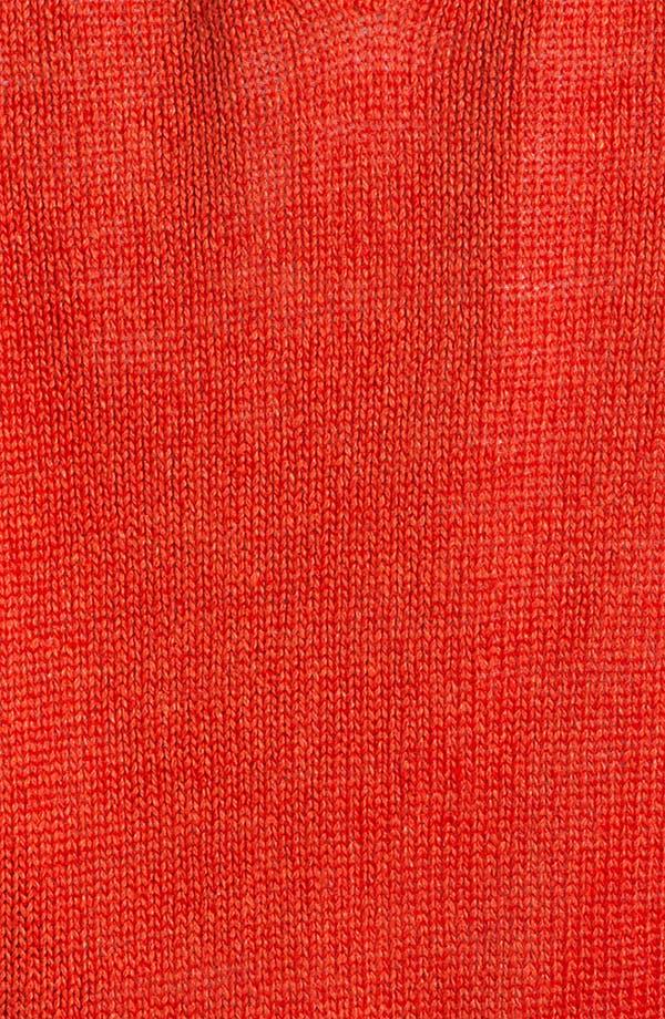 Alternate Image 3  - Vince Linen V-Neck Sweater