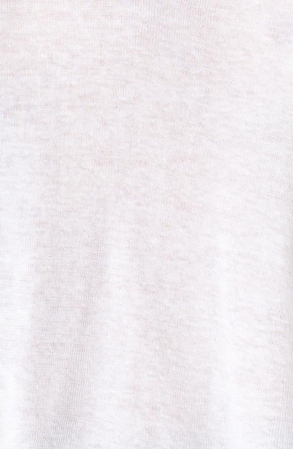 Alternate Image 3  - Theory 'Randelle' Crop Sweater