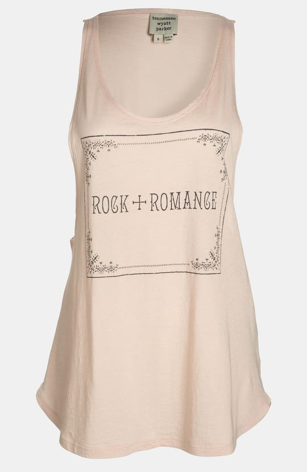 Alternate Image 1 Selected - TWP 'Rock & Romance' Tank