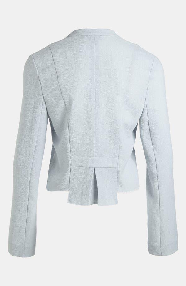 Alternate Image 2  - Tildon 'Vintage' Drape Front Blazer