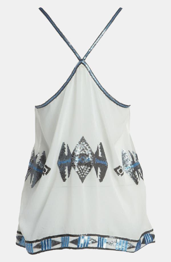 Alternate Image 2  - BB Dakota 'Augusta' Sheer Sequin Camisole Top