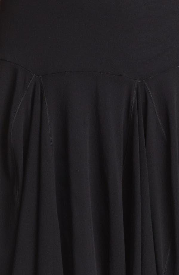 Alternate Image 3  - Jean Paul Gaultier Fuzzi Flutter Hem Dress