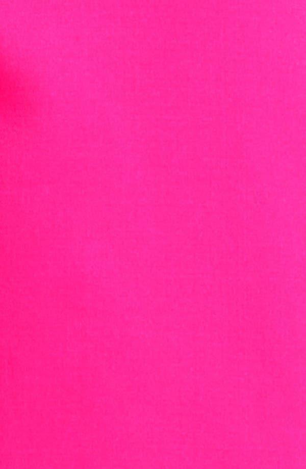 Alternate Image 3  - Oscar de la Renta High Waist Tie Front Skirt