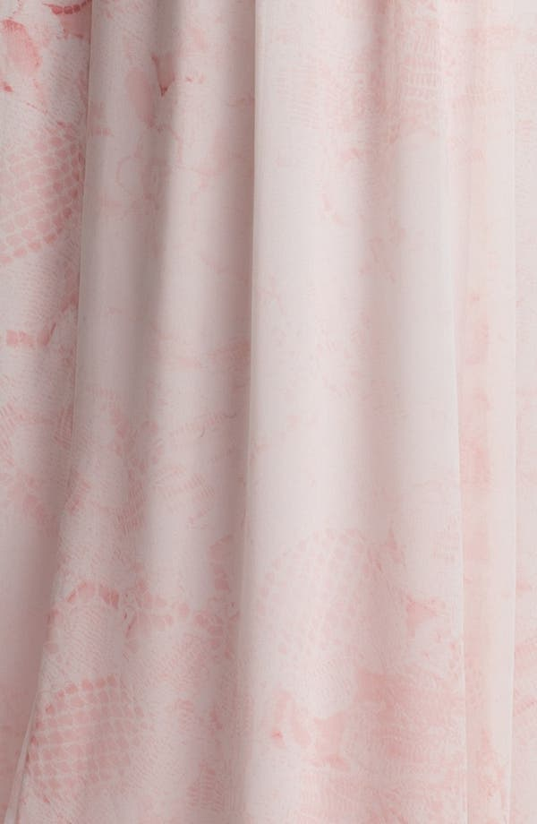 Alternate Image 3  - ERIN erin fetherston 'Cross Heart' Embellished Chiffon Gown
