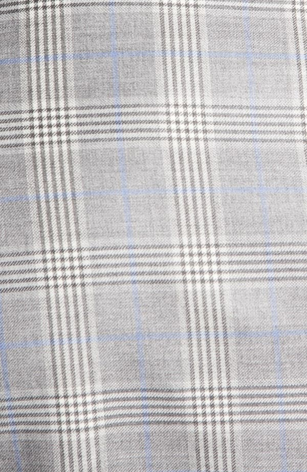 Alternate Image 3  - Paul Smith London Slim Fit Glen Plaid Wool Jacket