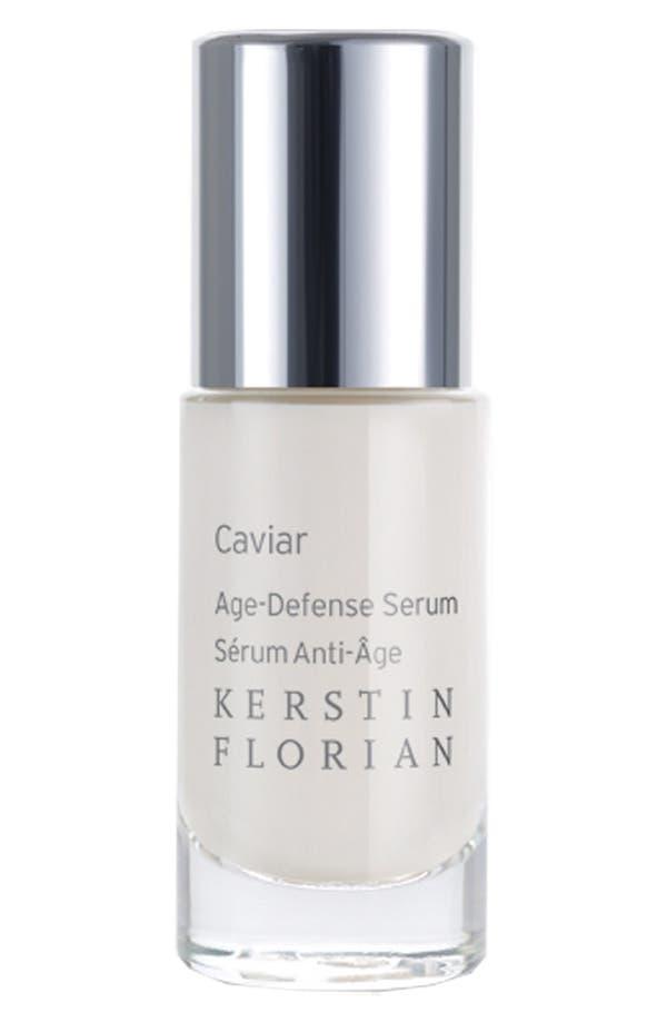 Alternate Image 1 Selected - Kerstin Florian Caviar Age-Defense Serum