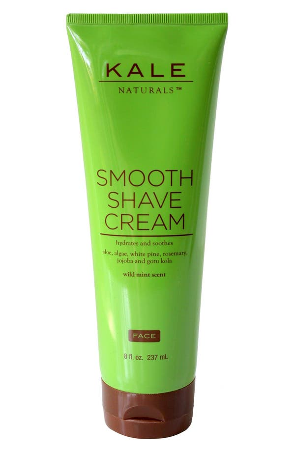 Alternate Image 1 Selected - Kale Naturals® Smooth Shave Cream