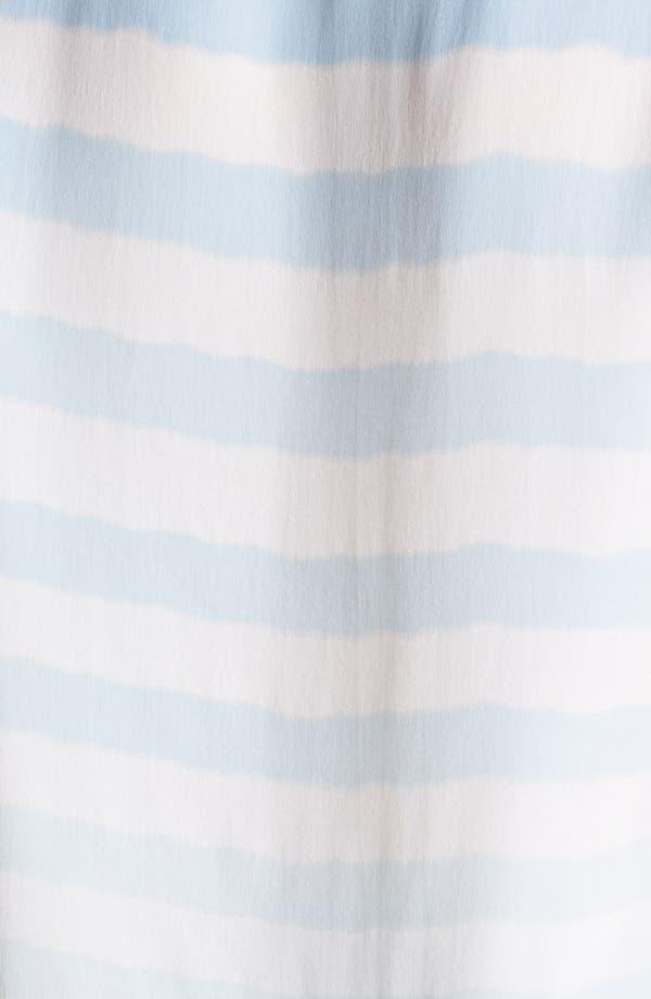 Alternate Image 3  - Equipment 'Riley' Stripe Silk Tee