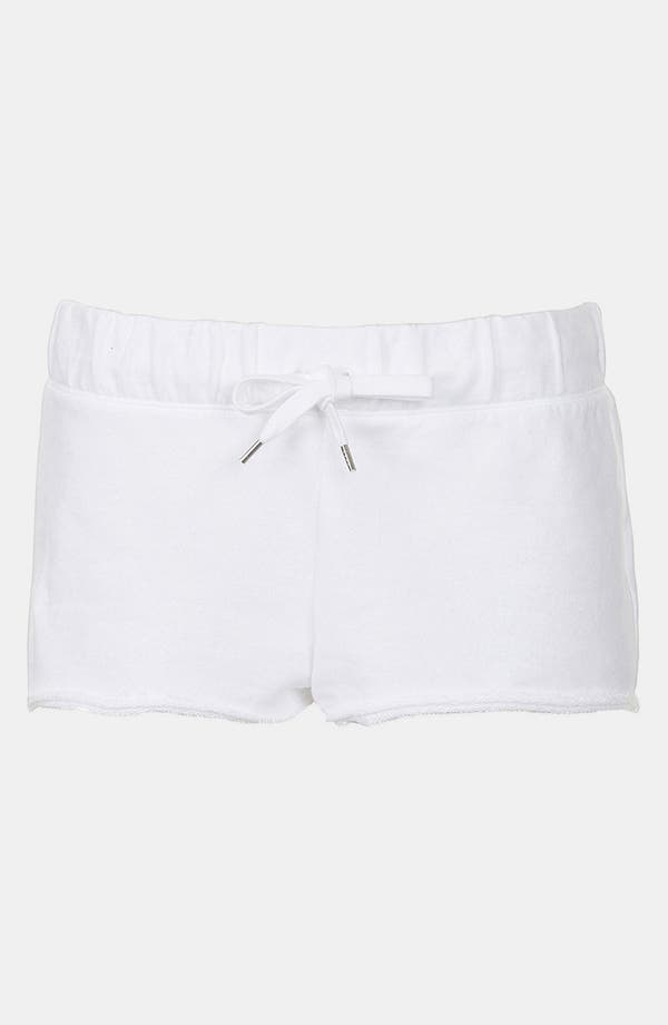 Alternate Image 3  - Topshop Cutoff Shorts