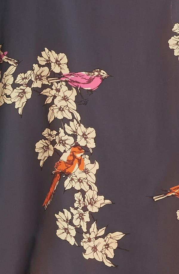 Alternate Image 3  - Rachel Roy Layered Silk Shift Dress