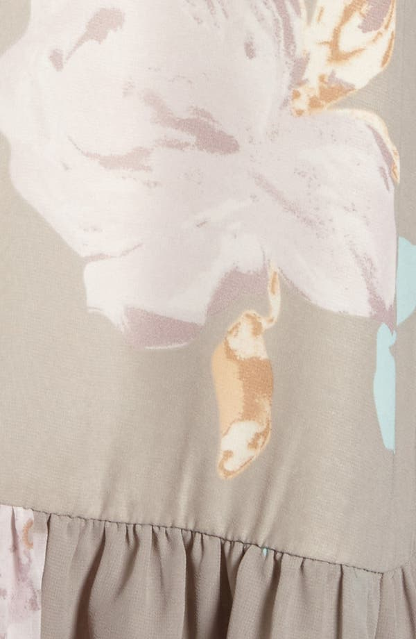 Alternate Image 3  - Like Mynded Floral Tunic