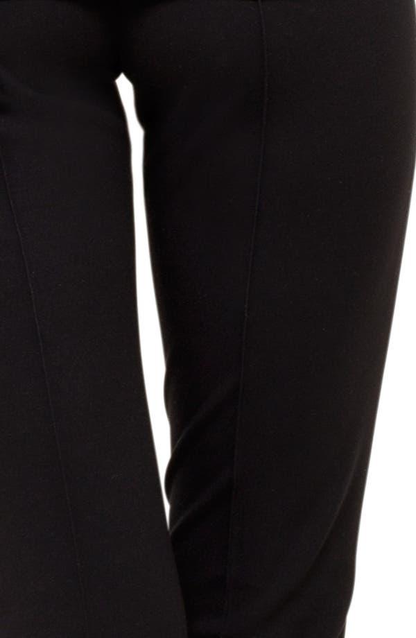 Alternate Image 5  - Akris punto Stretch Jersey Pants