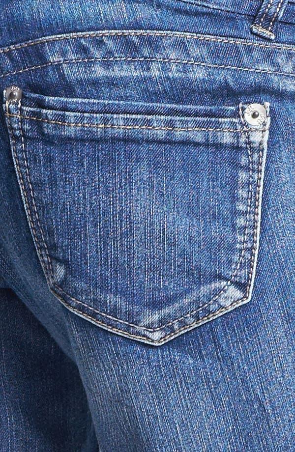 Alternate Image 3  - Jolt 'Blasted' Boyfriend Jeans (Medium) (Juniors)