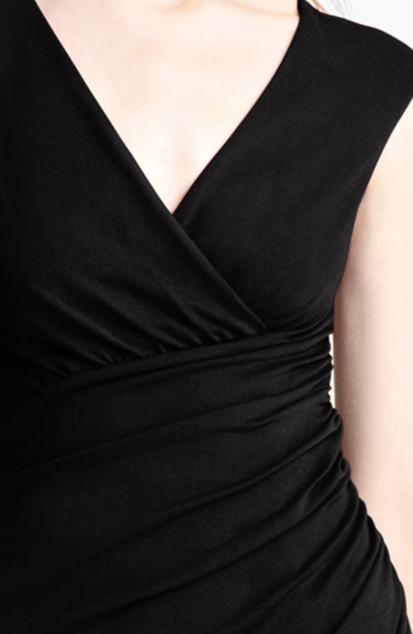 Alternate Image 3  - Michael Kors Tulip Hem Wool Jersey Dress