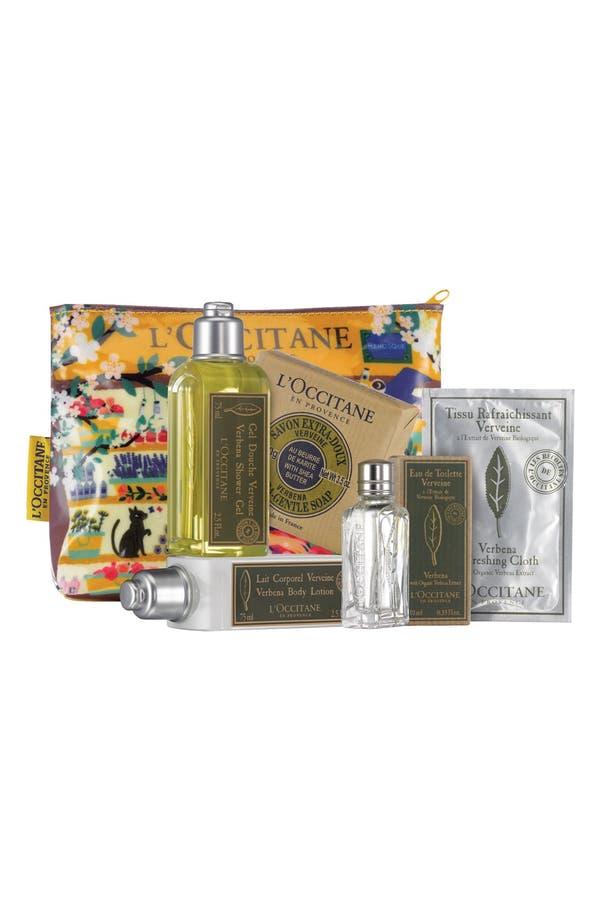 Main Image - L'Occitane 'Verbena Sparkling Breeze' Five Piece Set ($37 Value)
