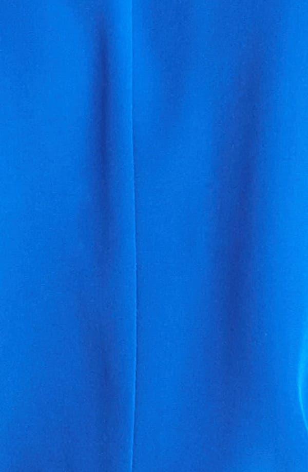 Alternate Image 5  - Miss Wu Pocket Crêpe de Chine Blouse (Nordstrom Exclusive)