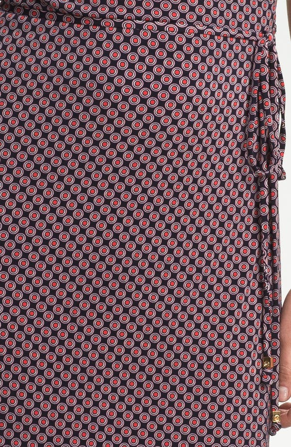 Alternate Image 3  - MICHAEL Michael Kors Print Wrap Dress (Plus Size)