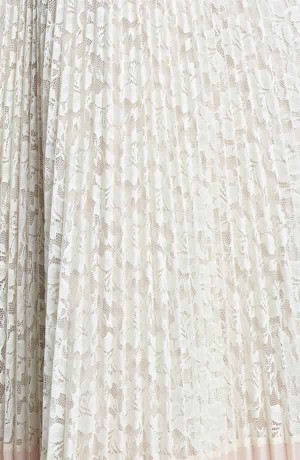 Alternate Image 3  - Ted Baker London Lace Blouson Dress