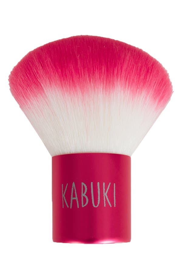 Alternate Image 1 Selected - Topshop Kabuki Brush