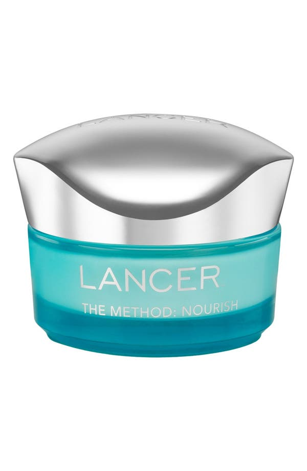 Alternate Image 2  - LANCER Skincare The Method Nourish Moisturizer