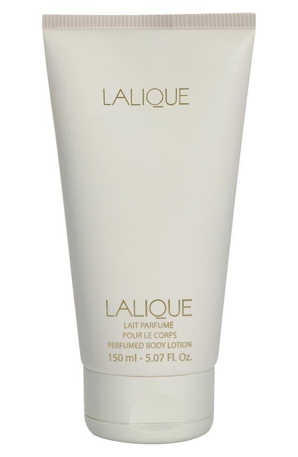 Alternate Image 1 Selected - Lalique 'Lalique de Lalique' Body Lotion