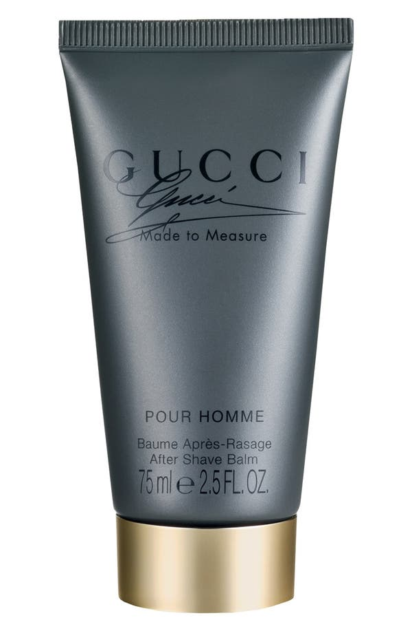 Alternate Image 1 Selected - Gucci 'Made to Measure pour Homme' After Shave Balm