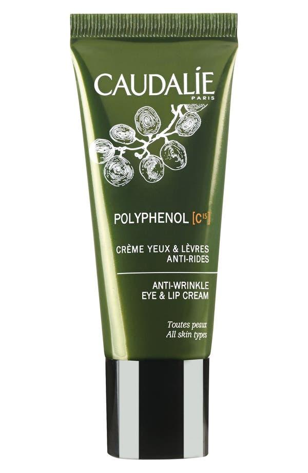 Alternate Image 1 Selected - CAUDALÍE Polyphenol C15 Anti-Wrinkle Eye & Lip Cream