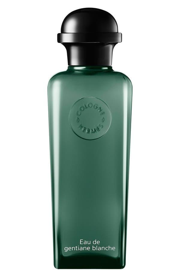 Main Image - Hermès Eau de gentiane blanche - Eau de cologne natural spray
