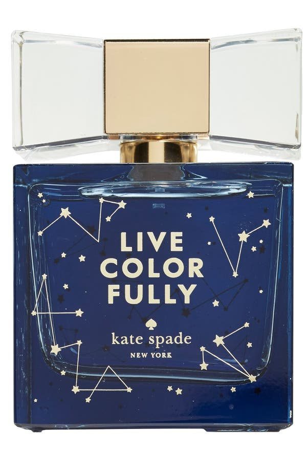 Alternate Image 1 Selected - kate spade new york 'live colorfully' eau de parfum (Limited Edition) (Nordstrom Exclusive)