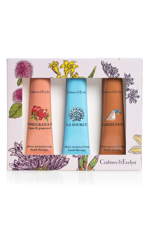 Alternate Image 1 Selected - Crabtree & Evelyn Best-Seller Hand Therapy Trio ($48 Value)