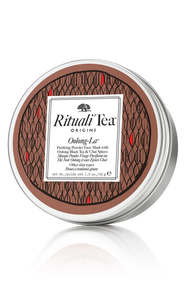 ORIGINS RitualiTea™ Oolong-La™ Purifying Powder Face Mask with