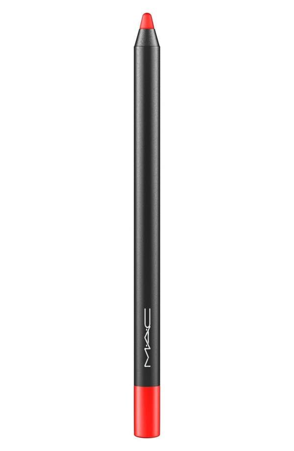 Alternate Image 1 Selected - MAC 'Pro Longwear' Lip Pencil