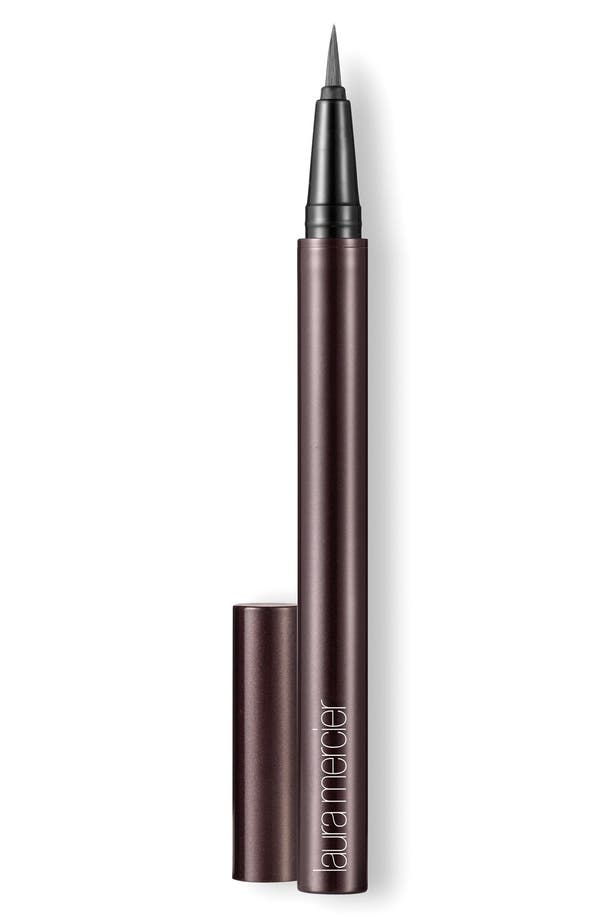LAURA MERCIER 'Instant Ink' 24-Hour Brush Eyeliner
