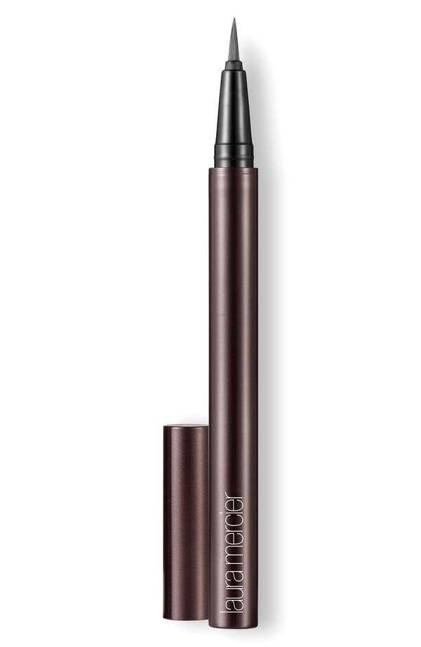 LAURA MERCIER 'Instant Ink' 24-Hour Brush Eyeliner